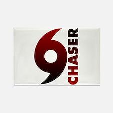 Hurricane Chaser Rectangle Magnet