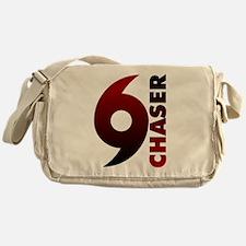 Hurricane Chaser Canvas Messenger Bag
