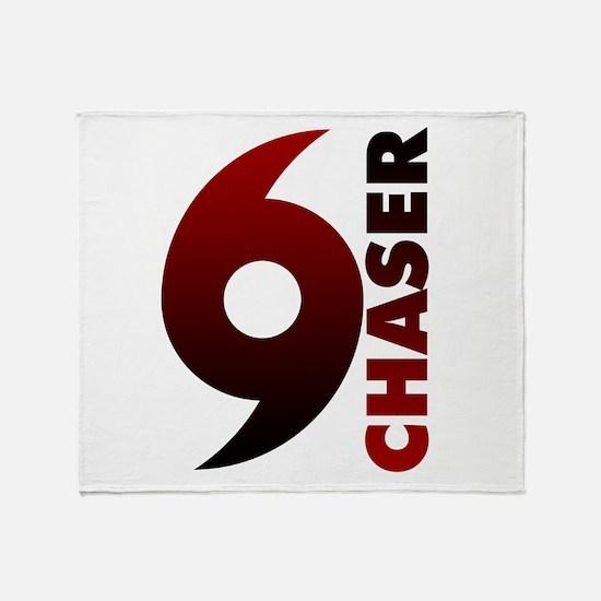 Hurricane Chaser Throw Blanket