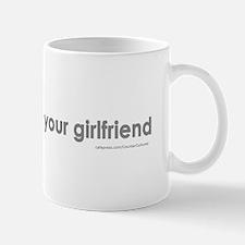 myfastFUCKEDwhite Mugs