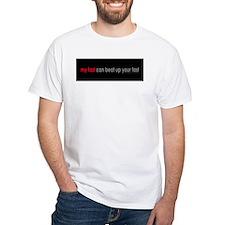 CANBEATUPblack2 T-Shirt