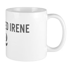 I Survived Irene Small Mug