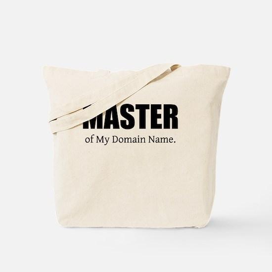 Master Domain Tote Bag