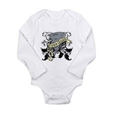 Storm Chasers Banner Long Sleeve Infant Bodysuit
