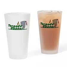 Tornado Chaser Drinking Glass