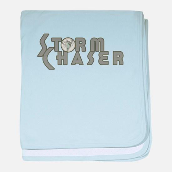 Storm Chaser 4 baby blanket