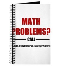 Math Problems Journal