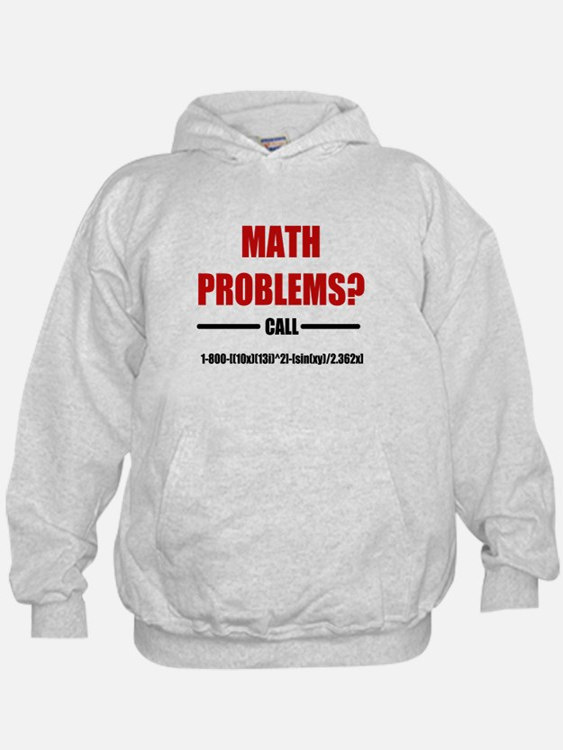 Math Problems Hoodie