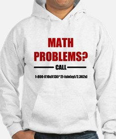 Math Problems Hoodie
