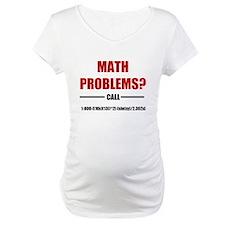 Math Problems Shirt