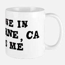 Someone in Hawthorne Mug