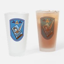 Cute Skins Drinking Glass