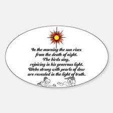 Cute Anxiety disorders Decal