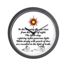 Cool Anxiety disorders Wall Clock