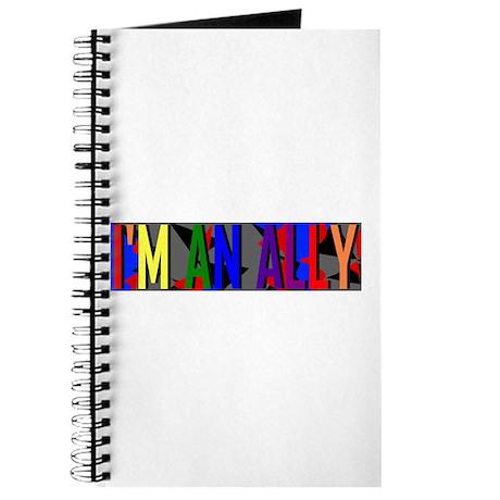 I'm an Ally Journal