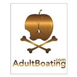 AdultBoating Small Poster