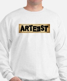 Funny Webcomics Sweatshirt