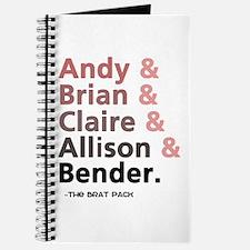 'Breakfast Club Characters' Journal