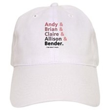 'Breakfast Club Characters' Baseball Cap