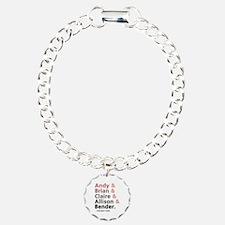 'Breakfast Club Characters' Bracelet