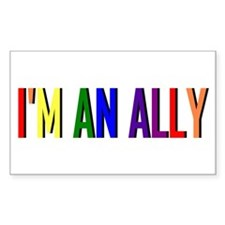 I'm an Ally Decal