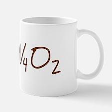 Caffeine Forumla Mug