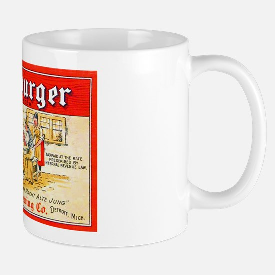 Michigan Beer Label 7 Mug