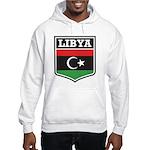 Libya Hooded Sweatshirt