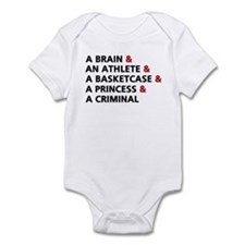 'The Breakfast Club' Infant Bodysuit