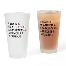 'The Breakfast Club' Drinking Glass