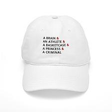 'The Breakfast Club' Baseball Cap