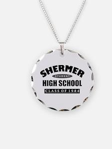 'Breakfast Club School' Necklace