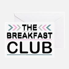 'The Breakfast Club' Greeting Card