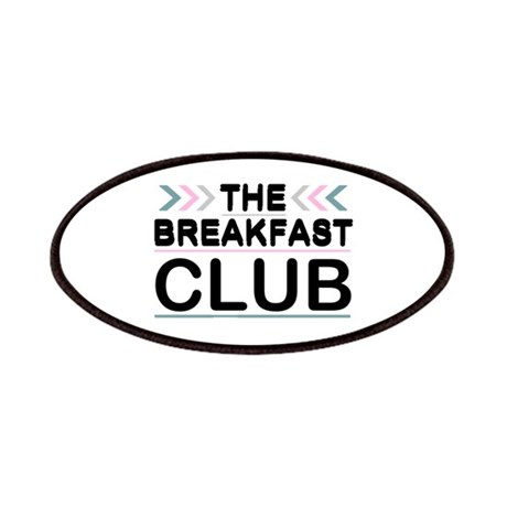 'The Breakfast Club' Patches