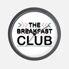 'The Breakfast Club' Wall Clock