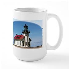 Point Cabrillo Light House Mug