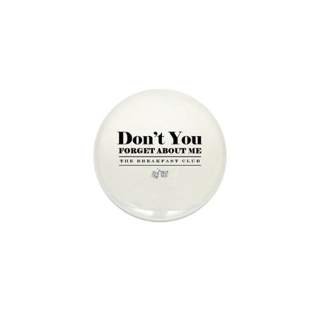 'The Breakfast Club' Mini Button (10 pack)