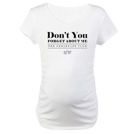 'The Breakfast Club' Maternity T-Shirt