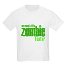 Mommy's Little Zombie Hunter T-Shirt