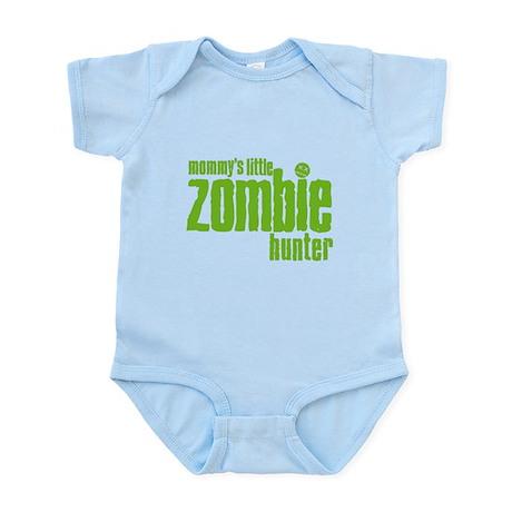 Mommy's Little Zombie Hunter Infant Bodysuit