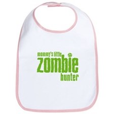 Mommy's Little Zombie Hunter Bib