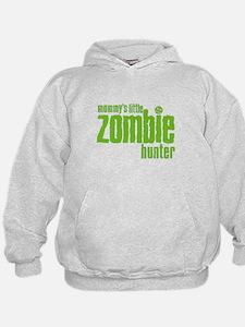 Mommy's Little Zombie Hunter Hoodie