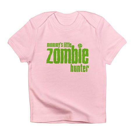 Mommy's Little Zombie Hunter Infant T-Shirt