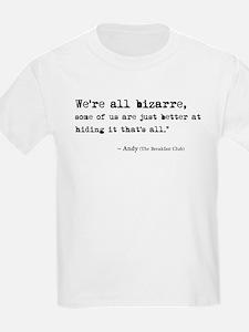 'Breakfast Club Quote' T-Shirt
