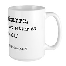 'Breakfast Club Quote' Mug