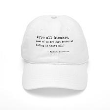 'Breakfast Club Quote' Baseball Cap