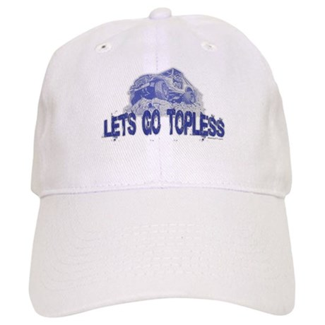 Let's Go Topless, Jeep Cap