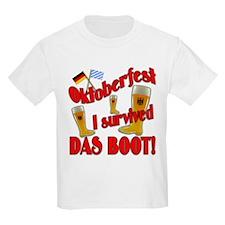 I survived Das Boot! T-Shirt