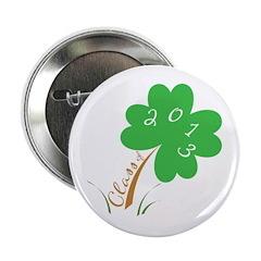 """Lucky Class of 2013 2.25"""" Button (100 pack)"""