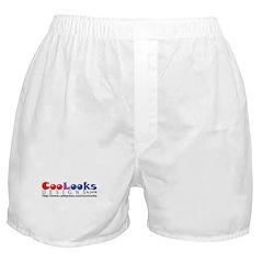 CooLooks Logo Boxer Shorts